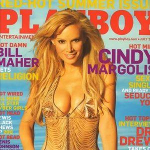 Unopened Playboy Magazine July 2008